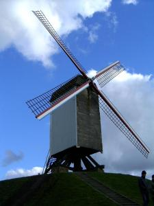 """Sadly, we did not go all """"Don Quixote"""" on them."""