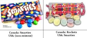 Yup, I'm schooling you about Canadian candy.  Personally, this is one of my strengths.