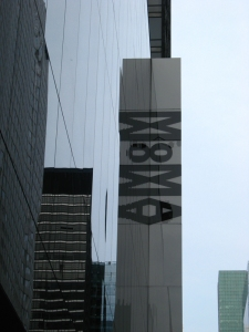Just yell it: MOMA!