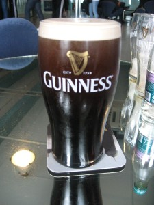 Feel free to admit it - that's a damn perfect pour.
