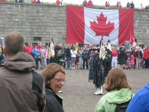 Canada Day at the Citadel!