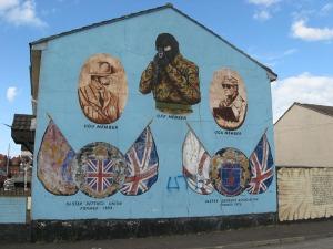 Unionist/Loyalist Mural