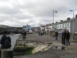 Quaint little Irish Town