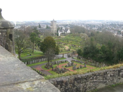 Stirling Cemetery.