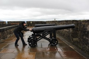 Defending Stirling Castle
