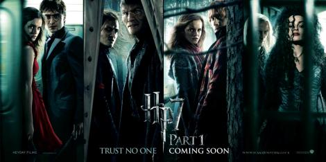 Harry Potter and the Deathly Hallows: Part 1!