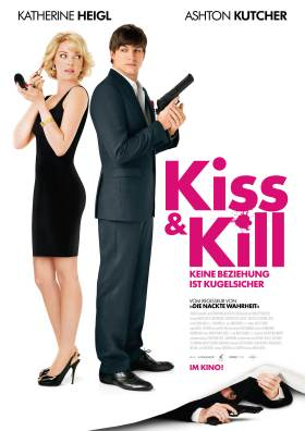 "The German Poster for ""The Killers"""