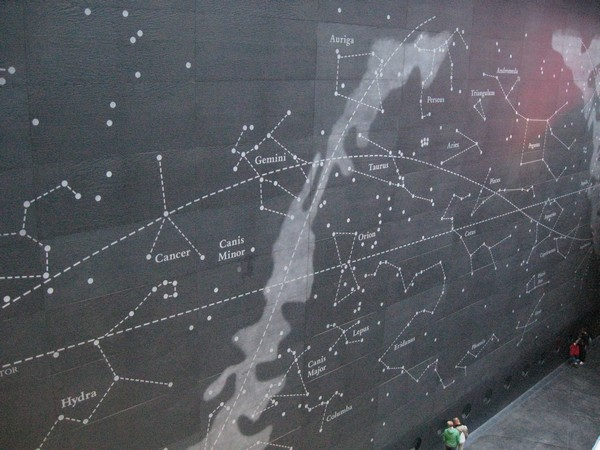 Spot the constellations!