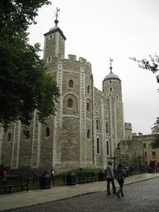 Still no sign of Boleyn's ghost.