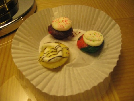 Baked By Melissa - rainbow, red velvet & ...another