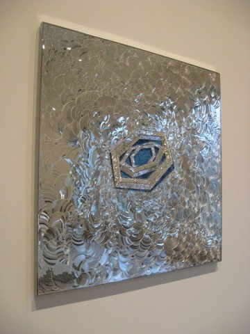 Flight of the Dolphin by Monir Shahroudy Farmanfarmaian
