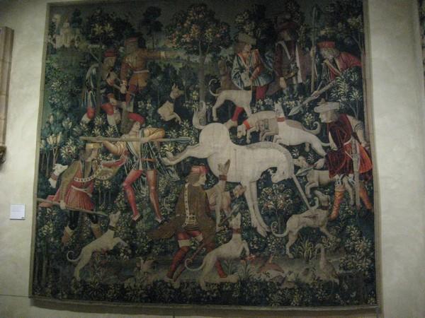 """The Unicorn Defends Itself"""