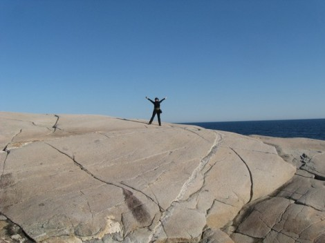 I'm king of the world!