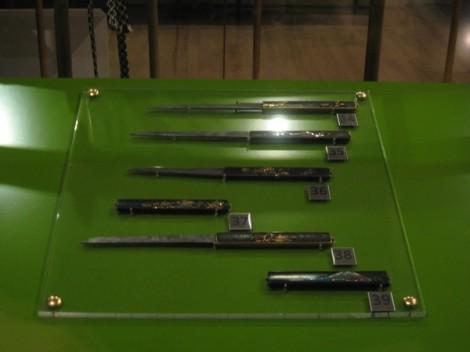 Daggers!