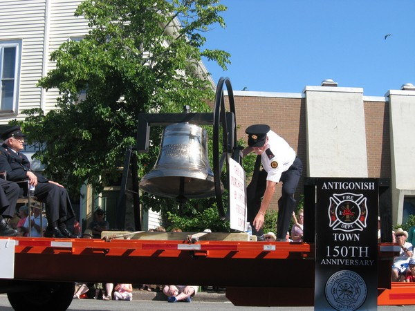 Old town bell?