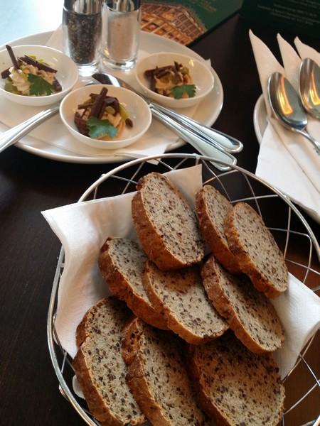 Bread Course!
